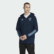 adidas Men's NYC Travel Jacket Soccer - New York City FC - Size S (FI1438) - $49.49