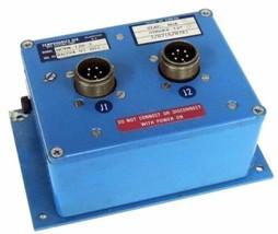"""MTS TEMPOSONICS DCTM-12D-2 ELECTRONIC BOX 12"""" DCTM12D2"""
