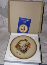 NEW  in Box Hummel Plate - 1978 - 8th Annual Plate - $11.88