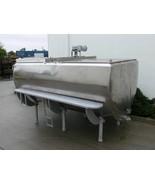 1500 Gallon Farm Tank w/ Agitator Mixer, Dual H... - $7,067.09