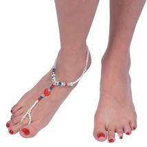 I Love The USA Barefoot Sandals Craft Kit (12 Pack) - $12.34
