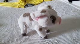 """10"""" Disney Store Moana Pua Plush Pig, Genuine Original, No Tags,Embroidered Eyes - $9.89"""