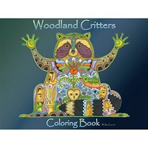 Earthart Coloring Book-Woodland Critters - $23.03