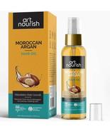 ArtNourish Moroccan Argan Hair Oil- Stimulates Hair Growth 200 ml - $26.69