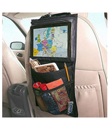 Nacoco Car Organizer for Kids, Seat Back Protector With Clear IPad Holde... - $28.99