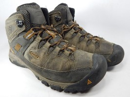Keen Targhee III Mid Top Sz 10.5 M (D) EU 44 Men's WP Hiking Boots Olive 1017787