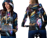 Thanos and infinity gauntlet hoodie women thumb155 crop