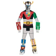 Deluxe Voltron Force Lions Adult Costume Halloween Fancy Dress - £42.37 GBP