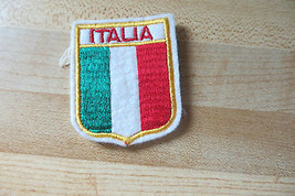 old collectible Country of Italia vtg souvenir international travel cres... - $12.35