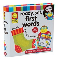 ALEX Toys Little Hands Ready Set First Words (First Words) - $12.73