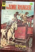 THE LONE RANGER #26 (1976) Whitman Comics VG+ - $9.89