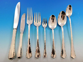 Petit Point by Towle Sterling Silver Flatware Set for 12 Service 104 Pieces - $6,250.00