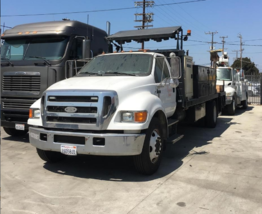 2006 FORD F650 For Sale In Moorpark, California 93021 image 1