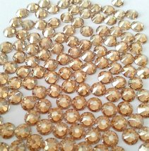 GOLDEN SHADOW Crystal Rhinestones Flatback 144 SWAROVSKI 3.2mm 12ss ss12 - $9.55