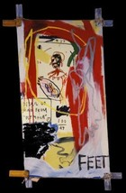 """Jean Michel Basquiat """"Maid from Olympia """" HD print on canvas wall pictur... - $31.67"""