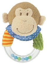 Mary Meyer Rattle, Mango Monkey (Discontinued by Manufacturer) - $10.99