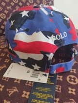 Polo Stars & Stripes Camo Hat - $20.99
