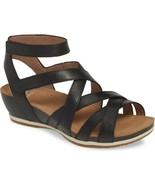 DANSKO Veruca Low Wedge Strappy Sandals sz 40 9 - 9.5 - $57.86