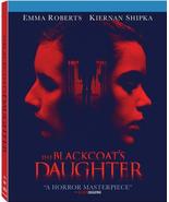 Blackcoat's Daughter [Blu-ray + DVD] (2017) - $8.95