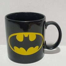 Vintage BATMAN MOVIE collector mug Applause 1964 Bat Emblem coffee tea cup - $18.99