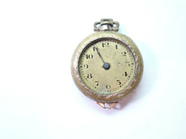 ARNOULD GOLD FILLED OR PLATED VINTAGE WATCH FOR RESTORATION OR TRENCH PARTS - $144.16