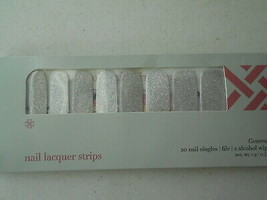 Nail Polish Strips (new) Jamberry IBIZA ICE - $16.88