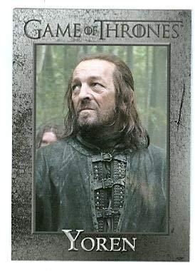 Primary image for Game of Thrones trading card #81 2013 Yoren