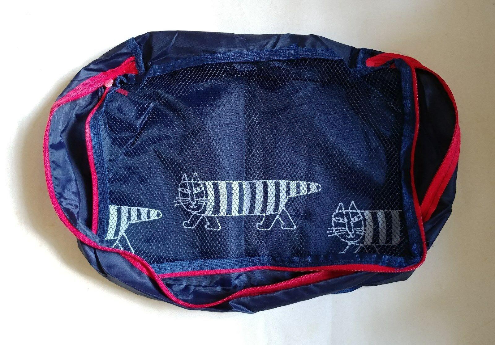 LISA LARSON MIKEY Pocketable Travel Case Cosmetic Wash Bag from Japan Magazine