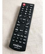 INSIGNIA TV Remote Control NS-RC4NA-14  [Used Good] - $14.44