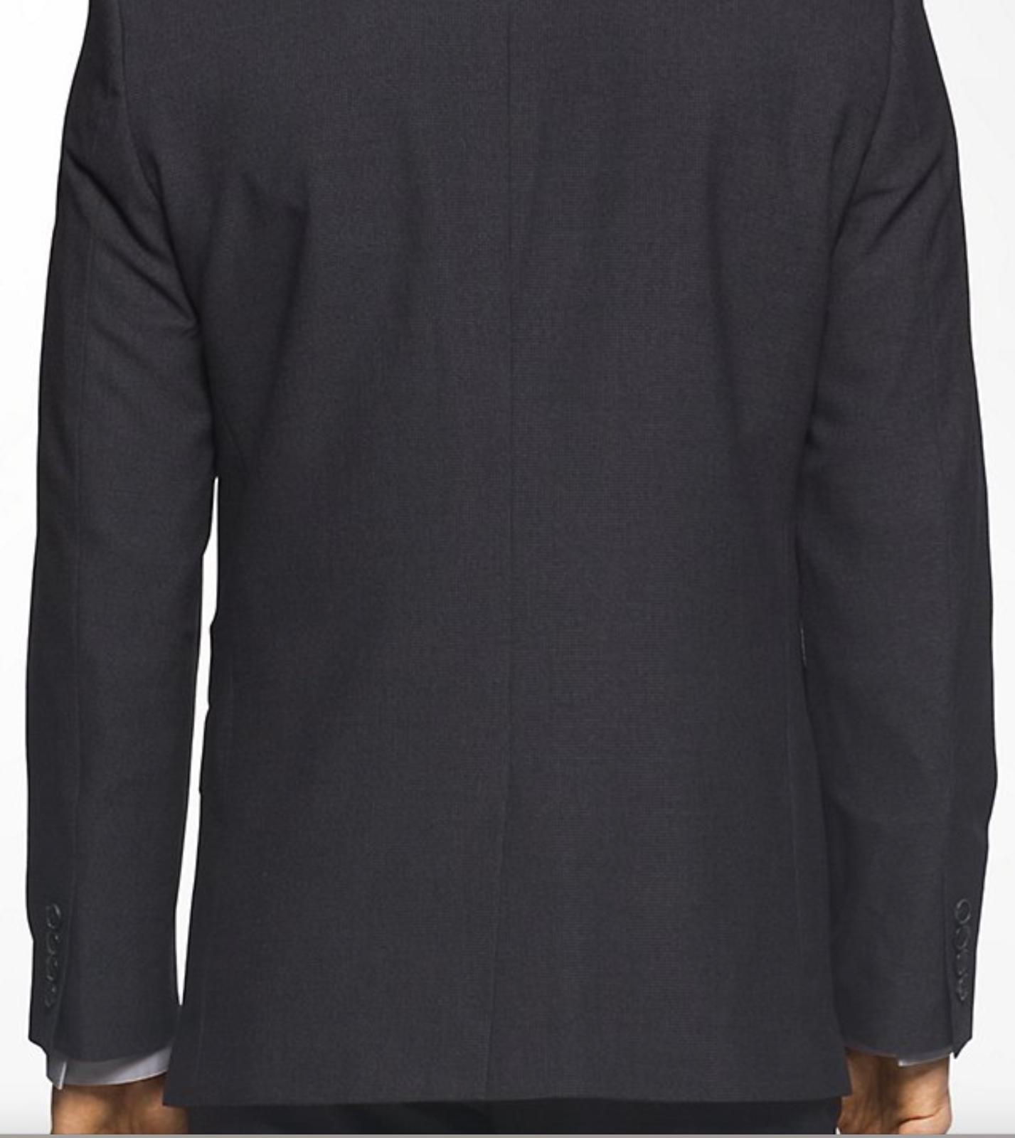 $198.00 Calvin Klein Men's Classic Fit Infinite Cool Suit Jacket size L