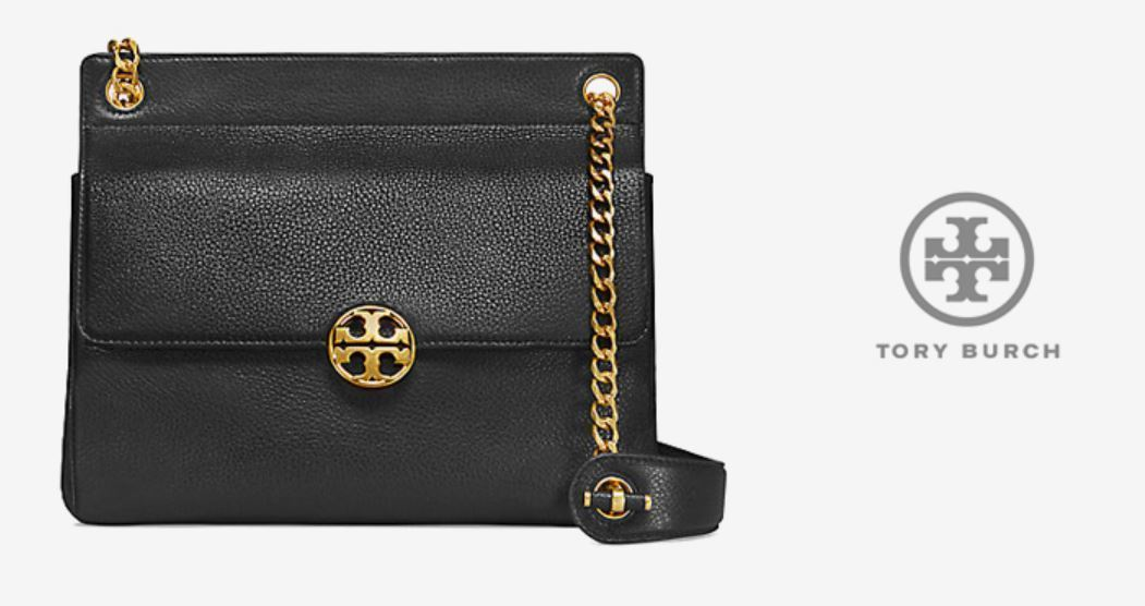 TORY BURCH Chelsea Flap Shoulder Bag 48730 with Free Gift & Free Shipping image 3