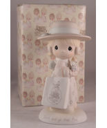 """PRECIOUS MOMENTS """"SEEK and YE SHALL FIND"""" - $12.50"""