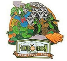 Disney Donald Chip & Dale Epcot Flower & Garden Festival Limited Release... - $9.79