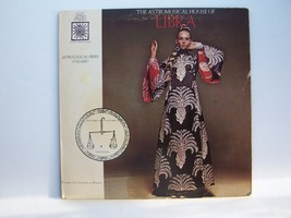 The Astromusical House Of Libra Vinyl LP Record Album ASTRO 1007 - $13.31