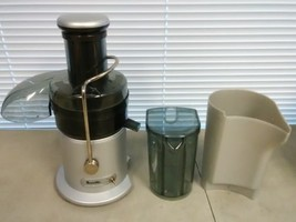 Breville JE95XL Juice Fountain Centrifugal Juicer Extractor d36 - $56.99