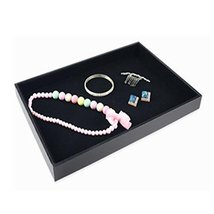George Jimmy Necklaces Rings Storage Box Display Stand Jewelry Tray Earring Disp - $20.17