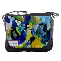 Messenger Bag Kate Spade Beautiful Abstract Design New York Animation G... - $30.00