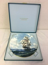 1977 Running Free by John Stobart Royal Doulton Collector Plate - $65.92