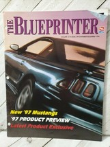 96 AMT Ertl Blueprinter Newsletter Vol 10 Issue 6 mustang model kit p-40... - $11.88