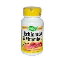 Nature's Way Echinacea & Vitamin C (1x100cap ) - $14.97
