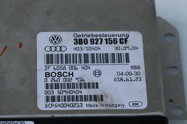 05' VW PASSAT 2.0 tdi Diesel Transmission Module Computer TCM TCU 3B0927156CF image 3