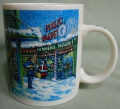 Starbucks Coffee HOLIDAY FARMERS MARKET Handled Mug - $14.84