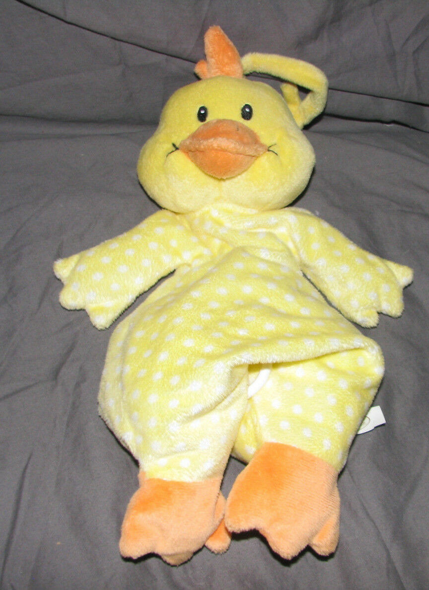Primary image for BREATHE EASY BABY 2010 ANIMAL ADVENTURE STUFFED PLUSH MUSICAL DUCK CHICK PULL