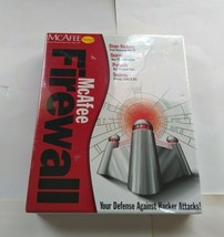 Windows 95/98 McAfee Firewall Package Software VTG - $6.92