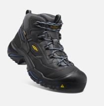 Keen Braddock Mid Size US 11.5 M (D) EU 45 Men's WP Soft Toe Work Shoes 1014605 image 2