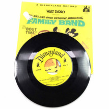 Disney Record The One and Only, Genuine, Original Family Band - $31.73