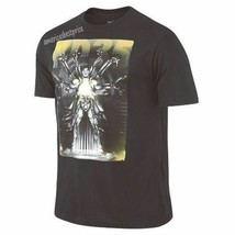 Nike New Men's Kevin Durant K- Clutch DRI-FIT Graphic T Shirt,Nwt,Dark Gray Nice - $14.85
