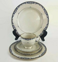 Lenox Fine China Liberty Presidential Five Piece Place Setting Ivory Mad... - $46.71