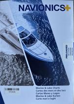 Navionics+ USA & Canada Marine and Lake Charts Maps MSD/NAV+NI/ROW - $96.74