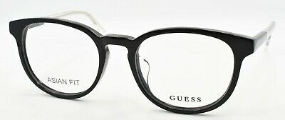 Primary image for GUESS GU1973-F 001 Men's Eyeglasses Frames Asian Fit 51-19-145 Black / Clear